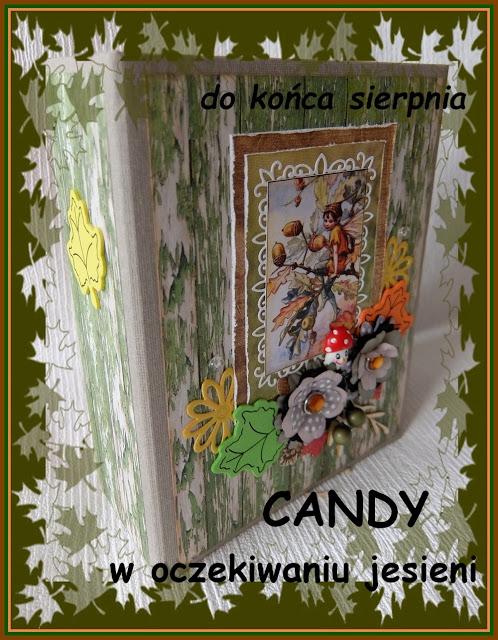 Candy - Jesienny album