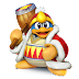 King Dedede joins Smash Bros