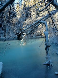 Creek, Quartz, Mining, Thanksgiving, Frozen, gold