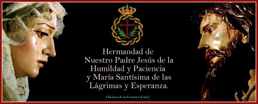 Humildad y Paciencia de Chiclana