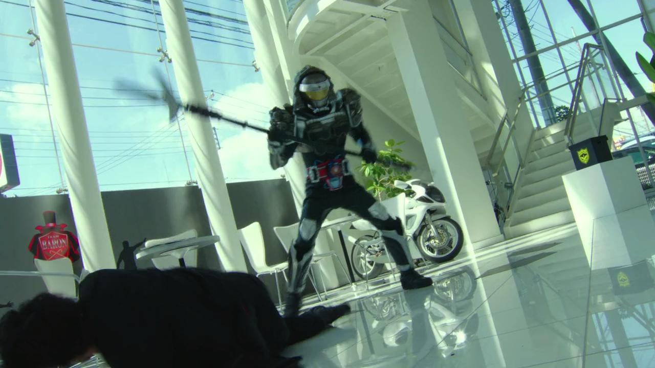 Kamen Rider Kurokage Shin