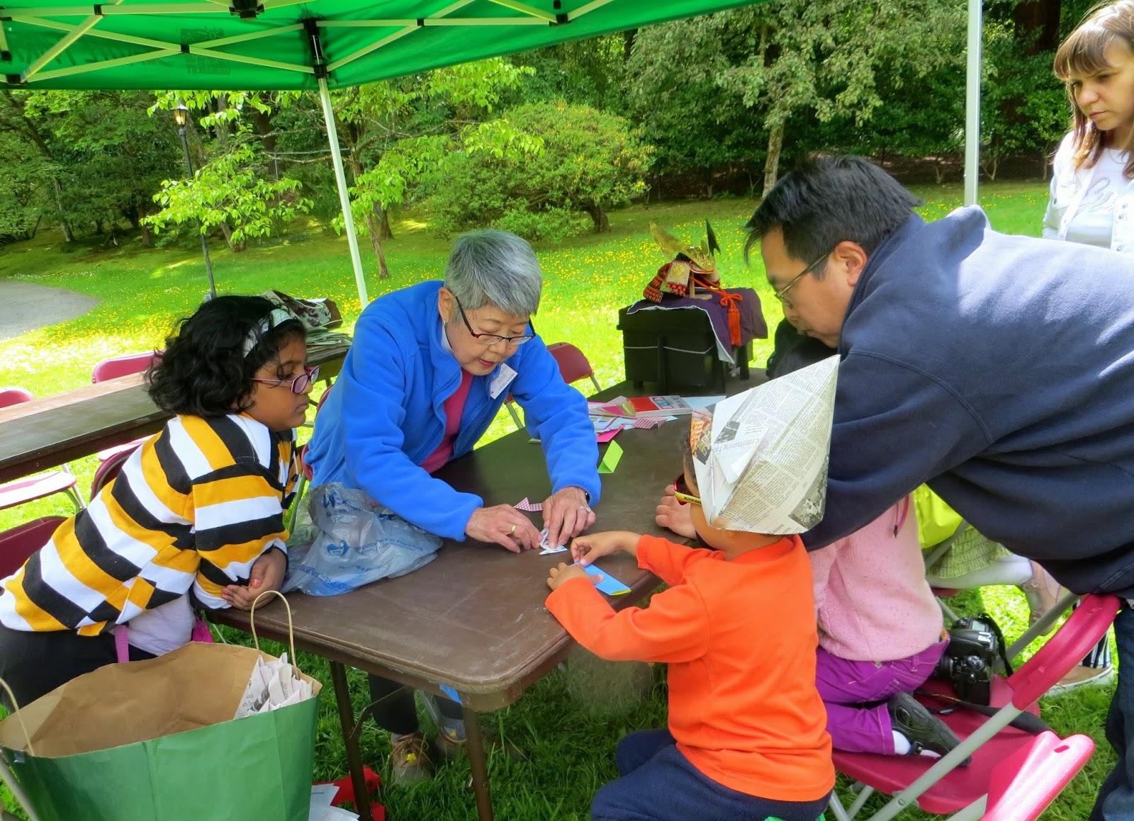 seattle japanese garden community blog kodomo no hi
