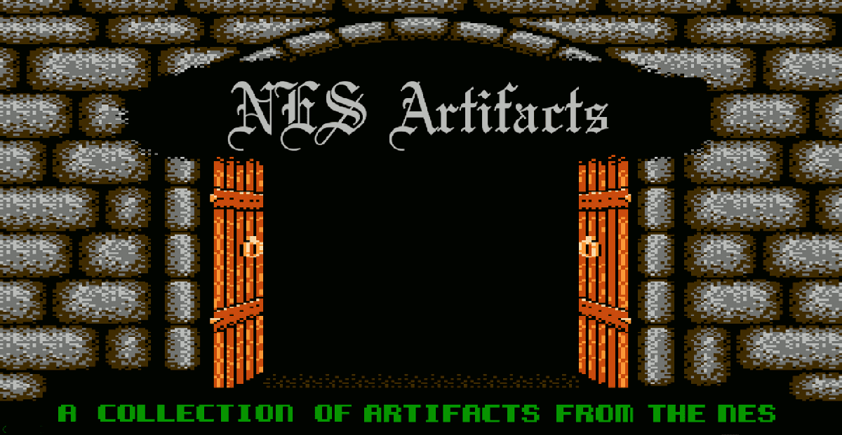 NES Artifacts