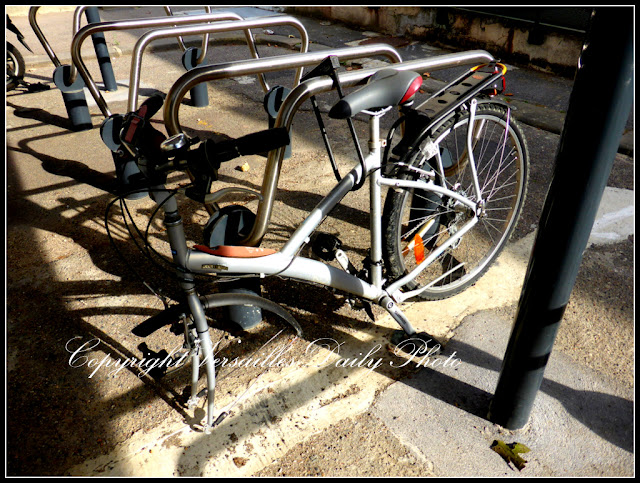 Bicycle Versailles gare rive gauche