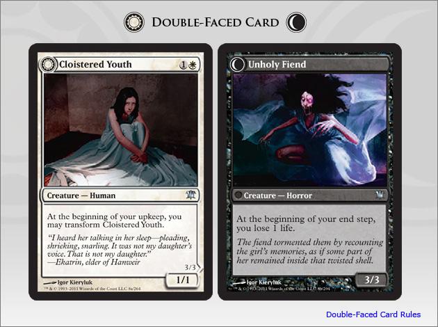 vergil s magic emporium innistrad double faced cards