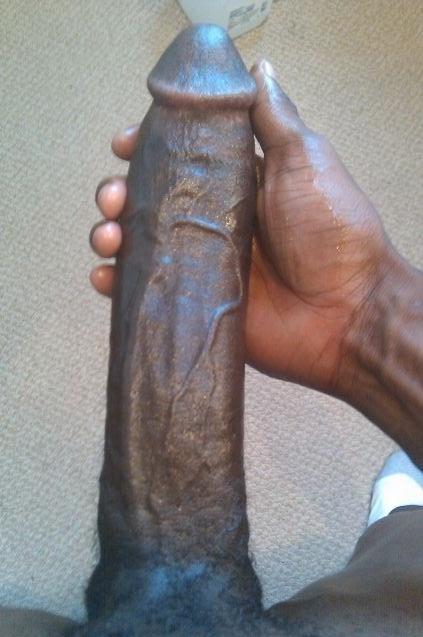 Super big black dicks