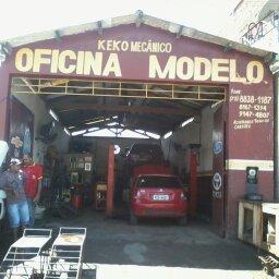 Oficina Modelo do Keko