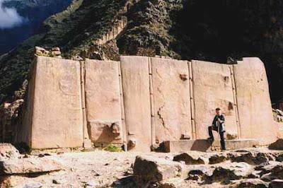 piedras-megaliticas-ollantaytambo-peru-incas-civilizaciones antiguas