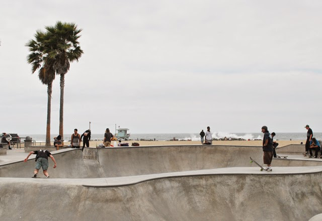 The Venice Beach Boardwalk & Skate Park | Em Busy Living