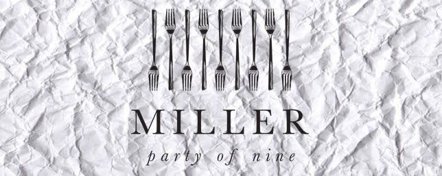 Miller party of nine