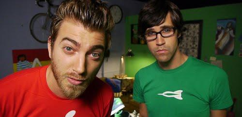 Meet Rhett and Link,