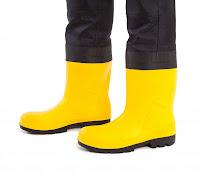 Dunlop Boots Yellow5