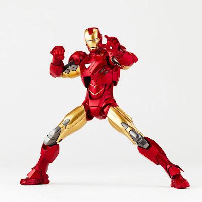 Revoltech Iron Man