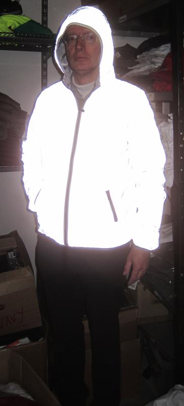 Reflex jakken
