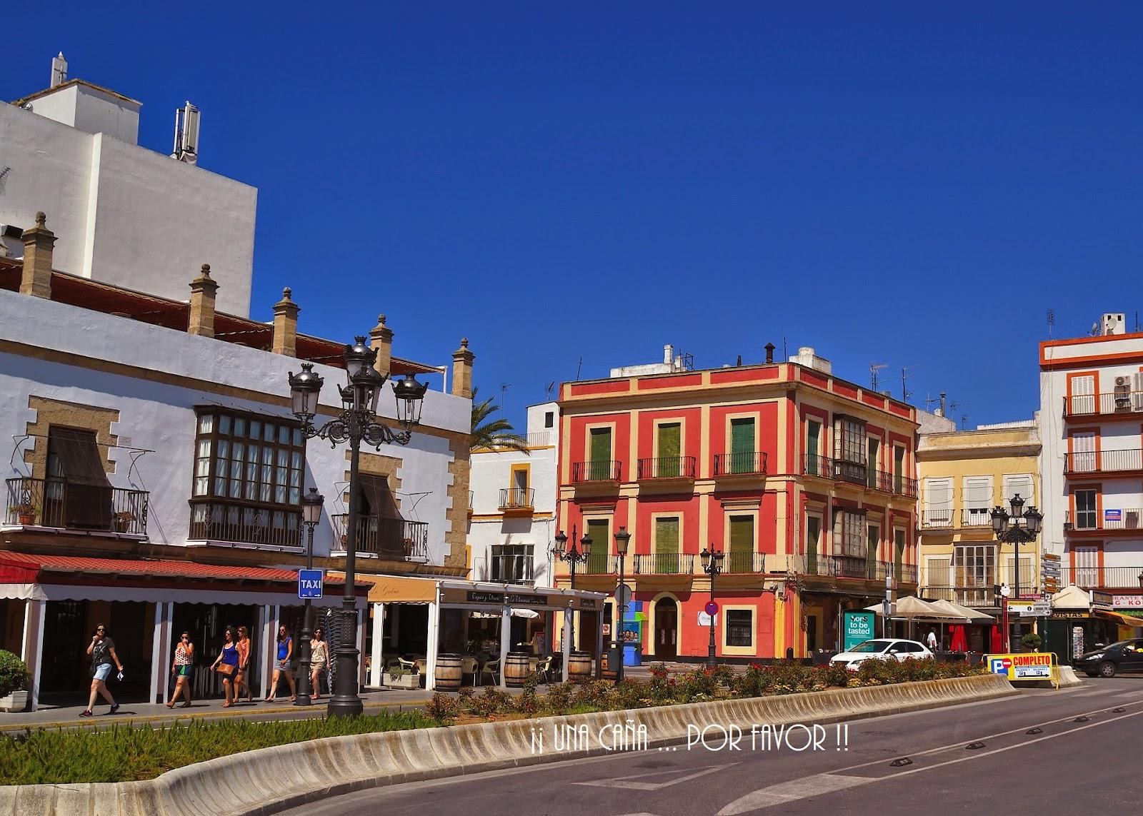 Una ca a por favor puerto de santa mar a c diz junio 2014 - Puerto santa maria cadiz ...