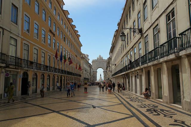 Baixa - Lisbonne