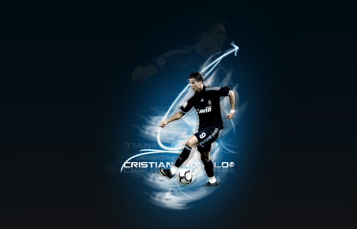 Football: Cristiano Ronaldo Real Madrid HD Wallpapers 2013