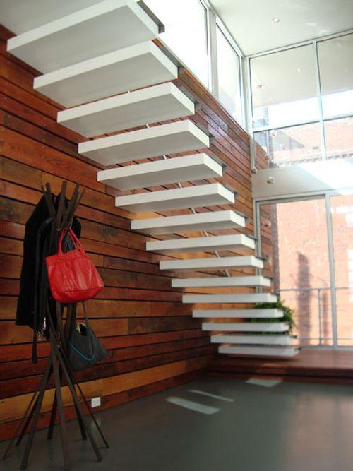Dcorandobyalba escaleras con personalidad for Escaleras minimalistas interiores