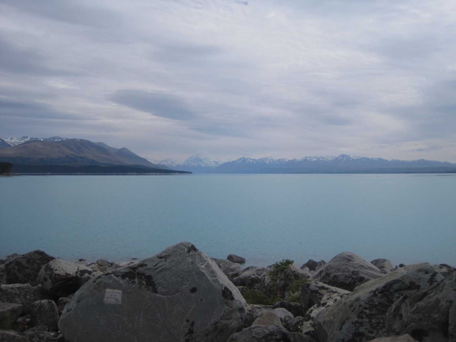 how to get to mt cook from christchurch