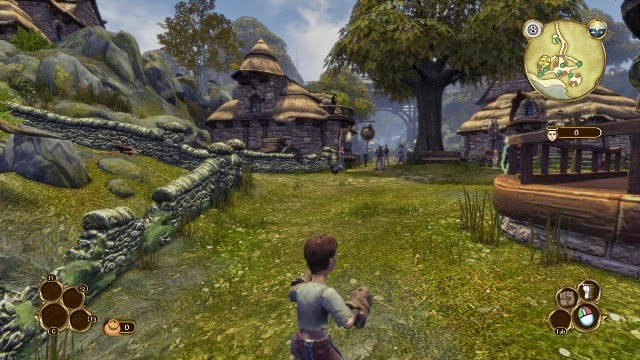 Fable Anniversary PC Games Gameplay