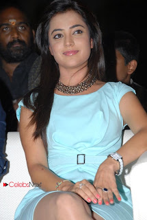 Nisha Agarwal Picture Gallery in Short Dress at Sukumarudu Movie Audio Launch 0007