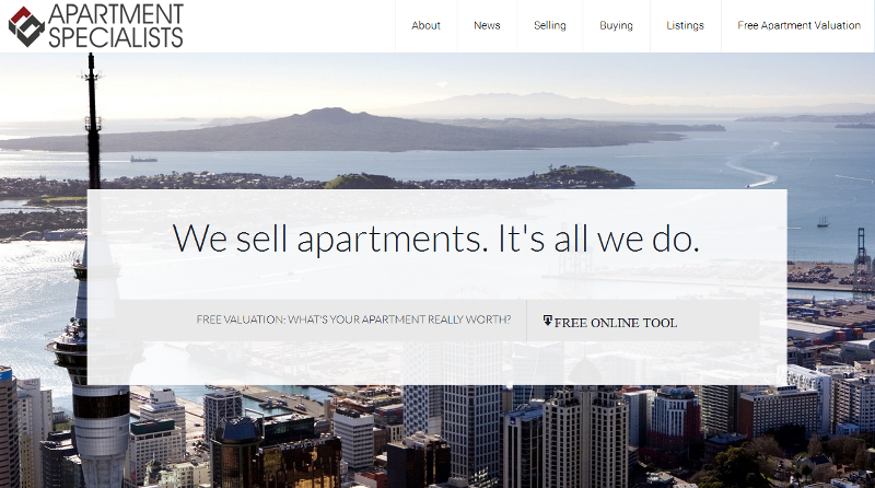 Trusted apartment specialists in Auckland