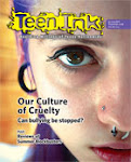 Teen Ink; A Literary Magazine and Website for Teens