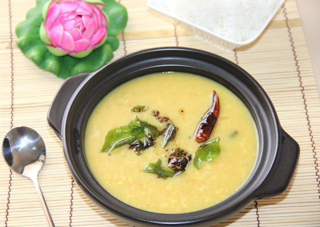 Easy Paruppu Curry