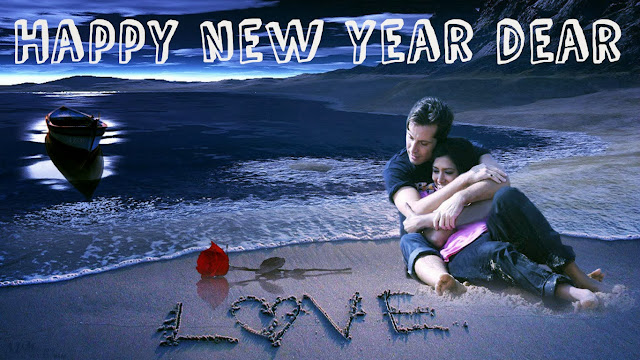 Happy New Year 2016 HD Image