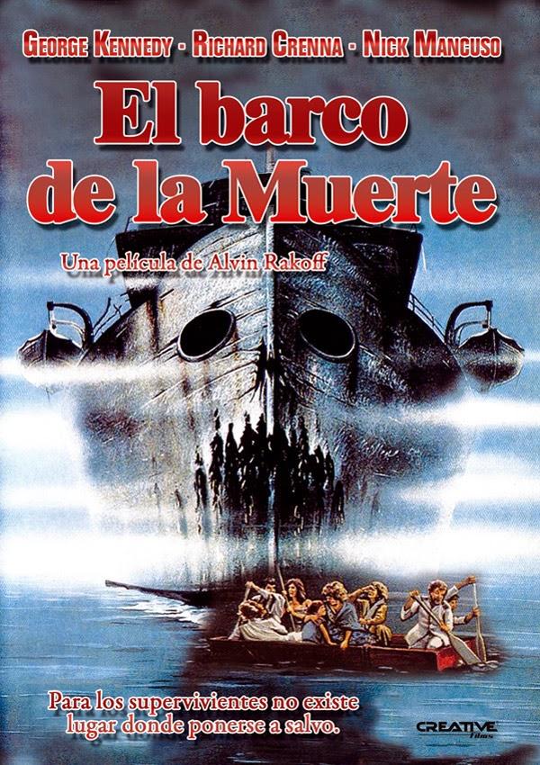 El Barco De La Muerte (Death Ship) (1980)