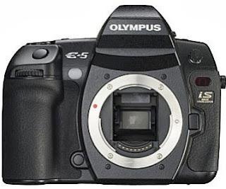 camara fotografica reflex olympus e5