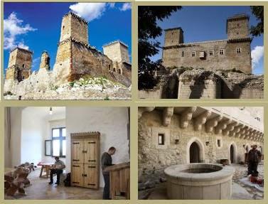 Átadták az újjáépített várat