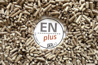Características de los pellets ENPlus