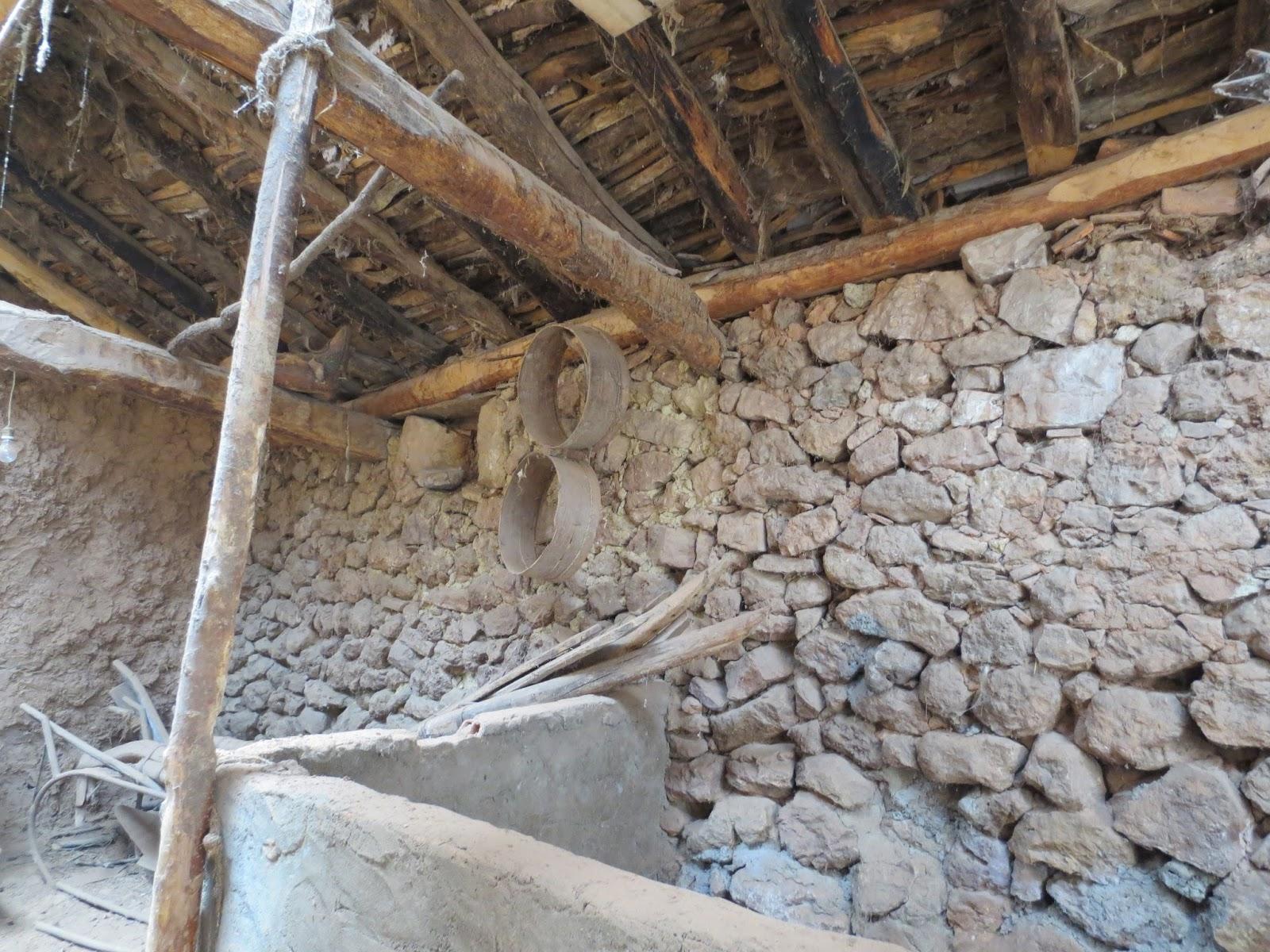 El talon sierte construcci n en cantalejo segovia - Cambiar tejado casa antigua ...