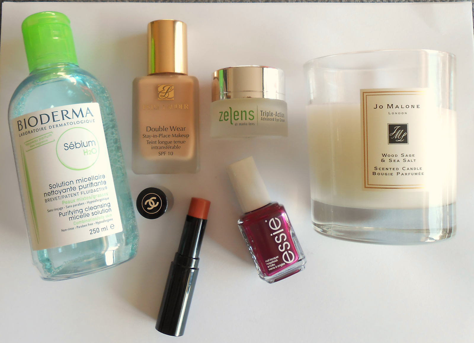 Beauty Favourites from October