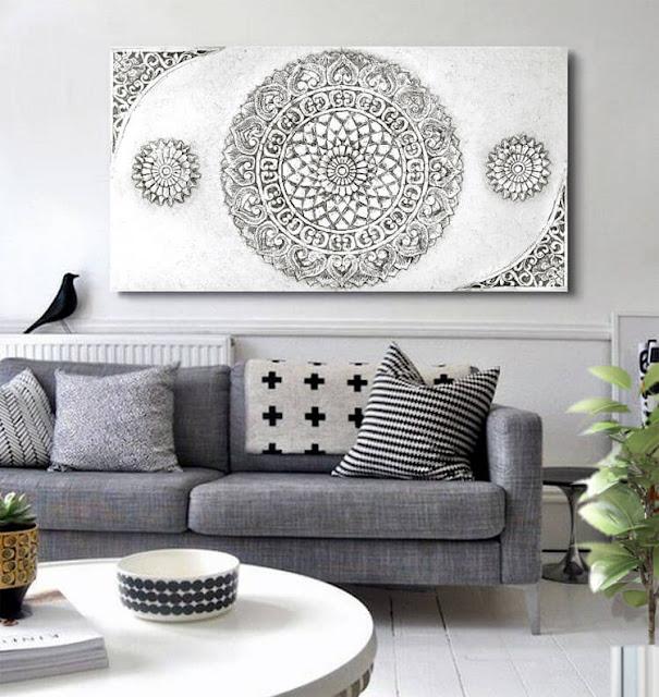 tienda online cuadros para sofas