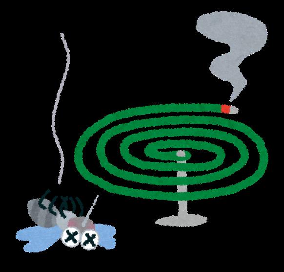 蚊取り線香のイラスト | 無料 ... : 日本地図 素材 無料 : 日本