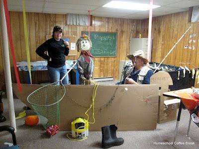 Homeschool Weekly - Halloween Edition on Homeschool Coffee Break @ kympossibleblog.blogspot.com
