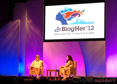 Martha Stewart #BlogHer12