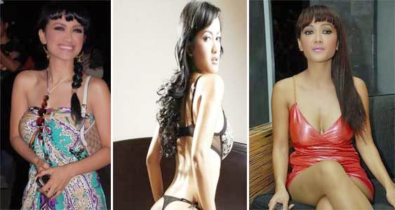 Artis Wanita Cantik Indonesia Yang Suka Masturbasi Julia Perez