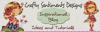 Crafty Sentiments Inspiration blog