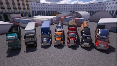 Truck Simulator PRO 2016 Mod