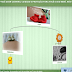 Móbile 3D para homenagear a futura mamãe