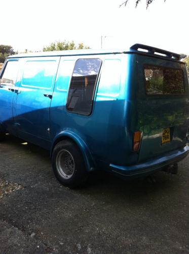 Bedford CF2 Van: ebay: 1976 Bedford CF Custom Van