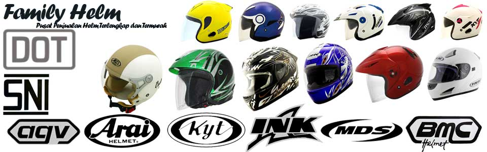 Agen Helm INK
