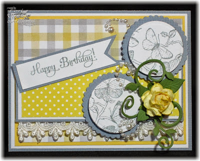 Stamps - Our Daily Bread Designs Faith, Birthday Blessings, ODBD Custom Fancy Foliage Die