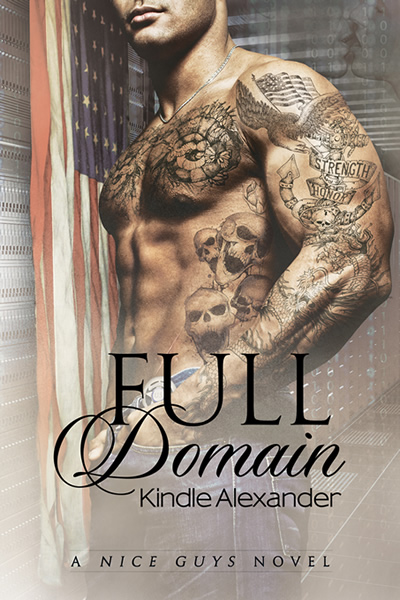 Cover Reveal: Full Domain by Kindle Alexander