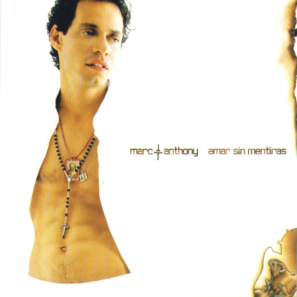 Disco De Marc Anthony