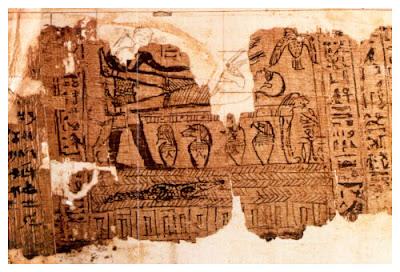 """Confirman que el """"Libro de Abraham"""" de Joseph Smith es falso.  Papiro-libro-de-abraham"""