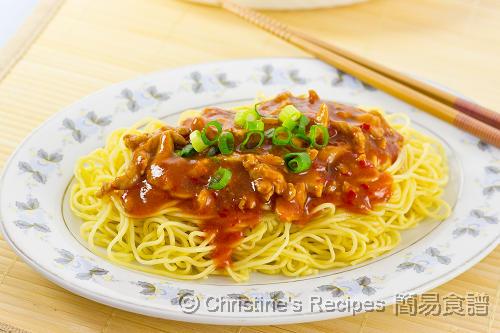 Hong Kong Zha Jiang Noodles02